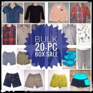 LOT 20-pc Clothes Bundle - Baby 12-24M - LOT0662